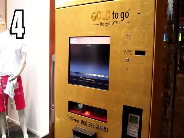 TOP 5 – Nejpodivnější automaty
