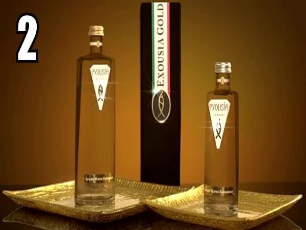 TOP 5 – Nejdražší lahve s vodou