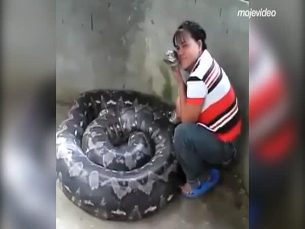 Měli byste odvahu umýt ho?