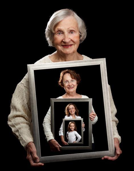 GALERIE - Rodinné portréty, které zahřejí u srdce
