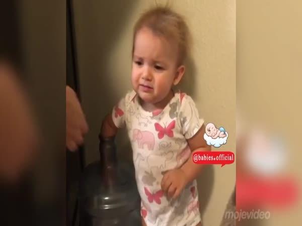 Srandistka již od malička