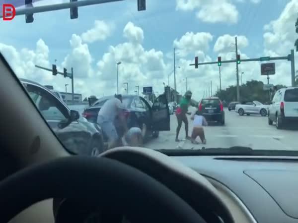 Dámská silniční bitka (USA)