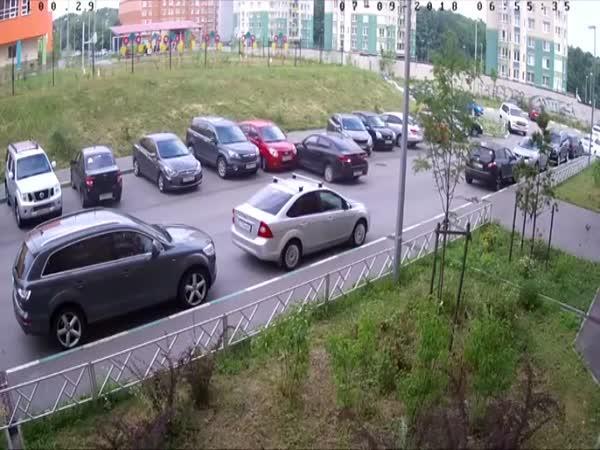 Šikovné parkování