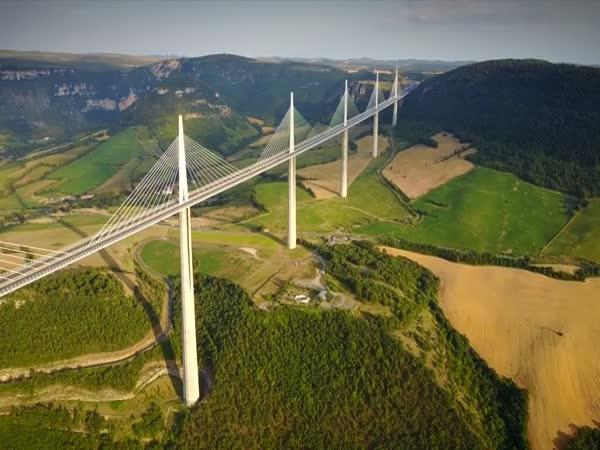 Největší francouzský most