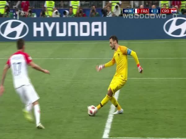 Mandžukić vs Lloris (MS 2018)