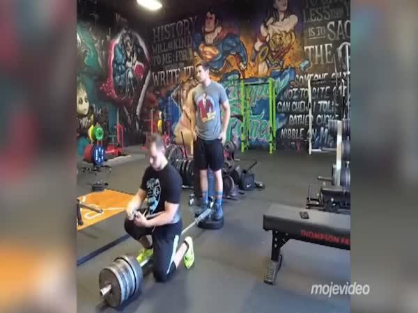 Bolestivý trénink