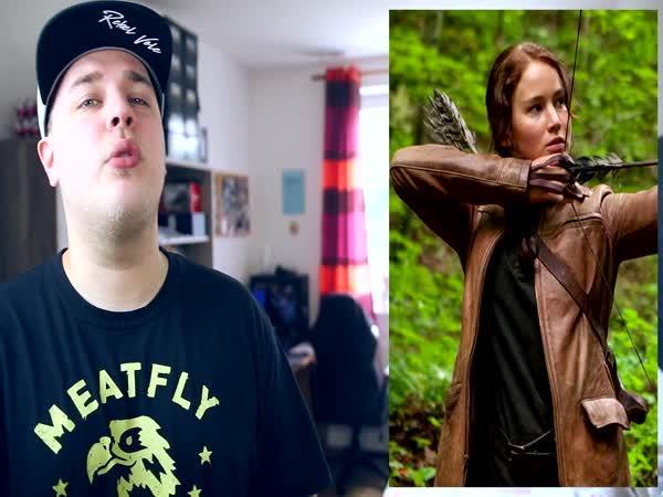 20 faktů - Hunger Games