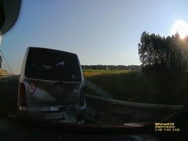 Dvojnásobná nehoda (Rusko)