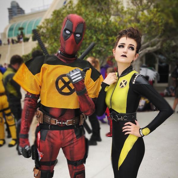 GALERIE - Nejlepší cosplaye z Comic conu #3