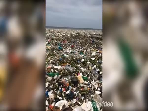 """""""Malebné"""" pláže Dominikánské republiky"""