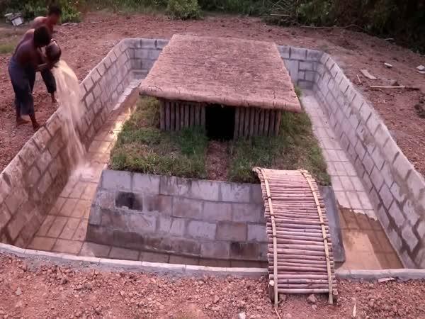 Stavba vlastního bazénu