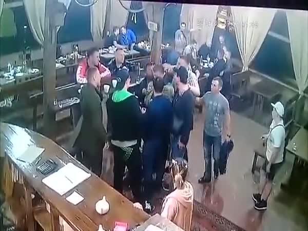 Vražda bosse zločinců (Rusko)