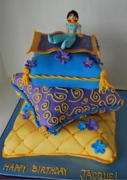 GALERIE – 15 naprosto ujetých dortů