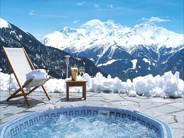 TOP 5 – Úžasné hotelové místnosti