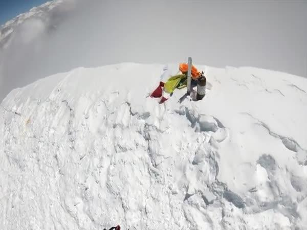 Na lyžích z K2ky