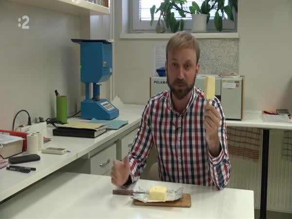 Test smetanových nanuků