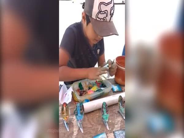 Mexický talent