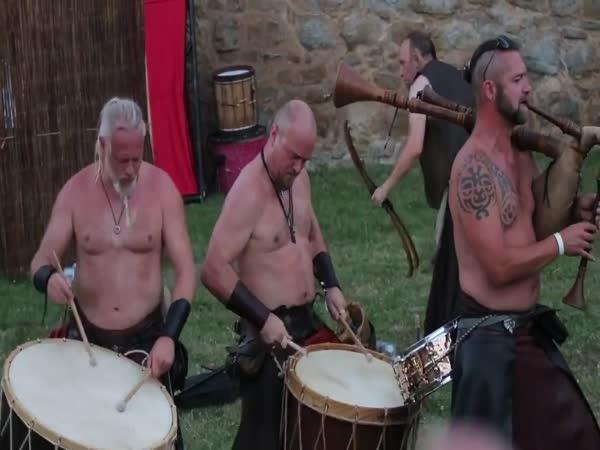 Festival středověké hudby