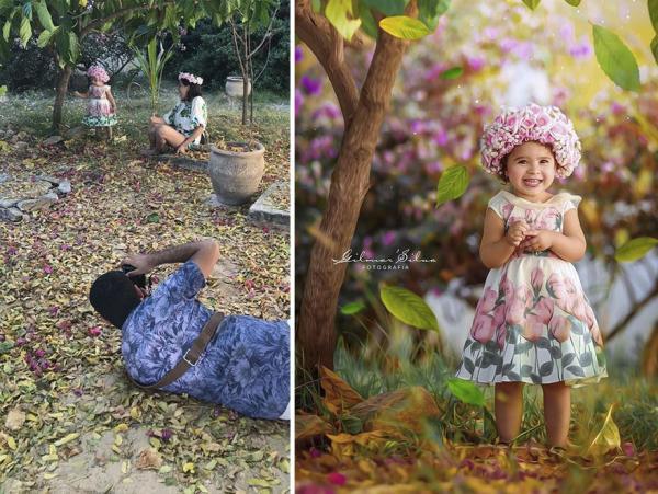 GALERIE - Jak se vytváří dokonalé fotky #1