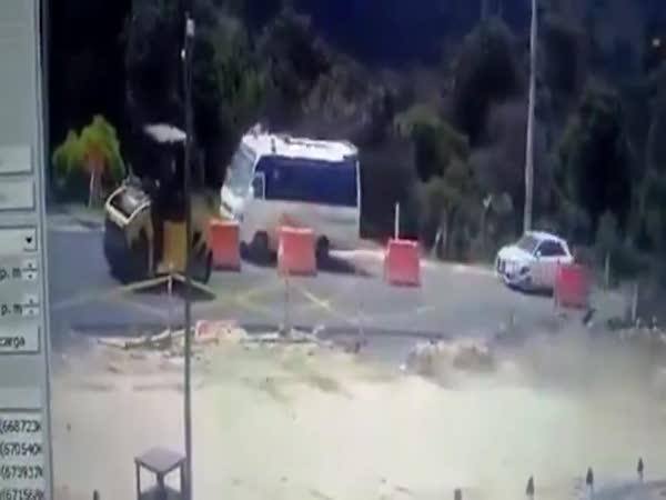 Pracovní nehoda #77