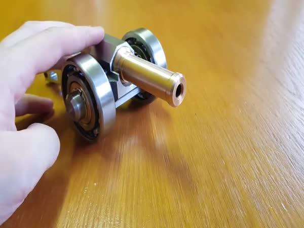 Výkonné miniaturní dělo