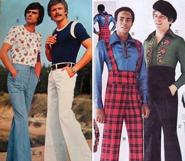 GALERIE – Nejšílenější outfity 70. let