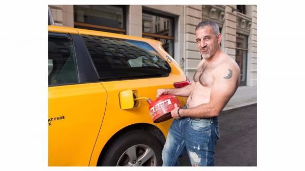 GALERIE - Taxikáři New York