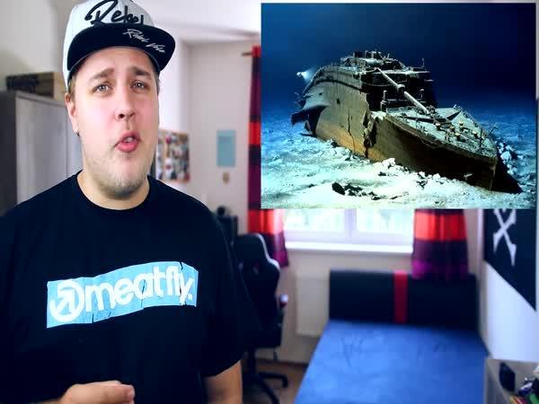 20 faktů – Titanic
