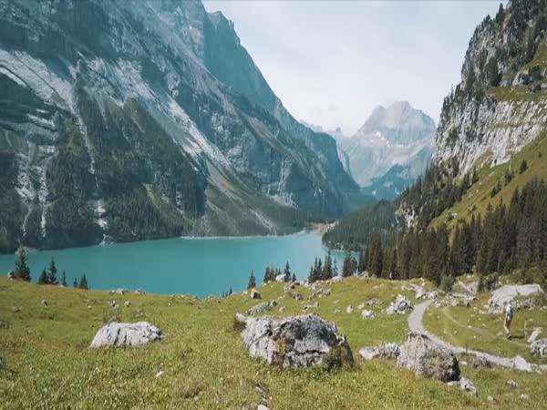 Švýcarsko - země majestátních hor