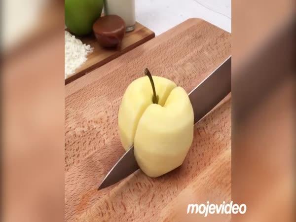Chutný jablečný koláč (recept)