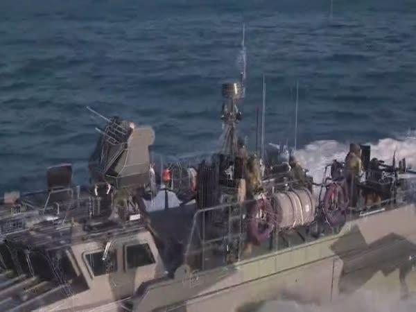 Ruská bojová plavidla