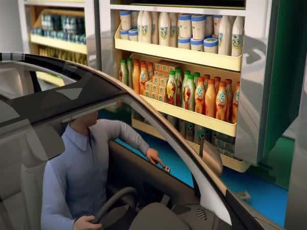 Nakupování budoucnosti - Dubaj