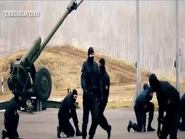 Specnaz – ruské speciální jednotky