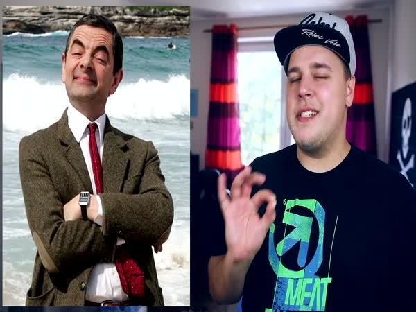 20 faktů - Mr. Bean