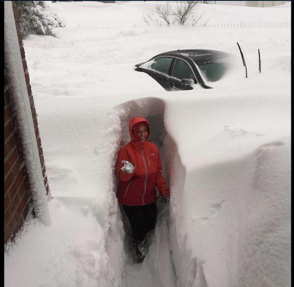 GALERIE - Jak vypadá zima ve světě