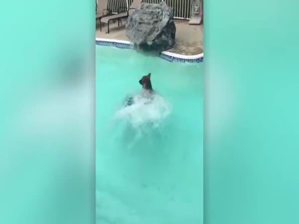Já tě nenechám utopit!