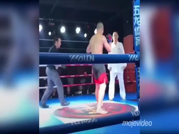 Mistr bojových umění v ringu