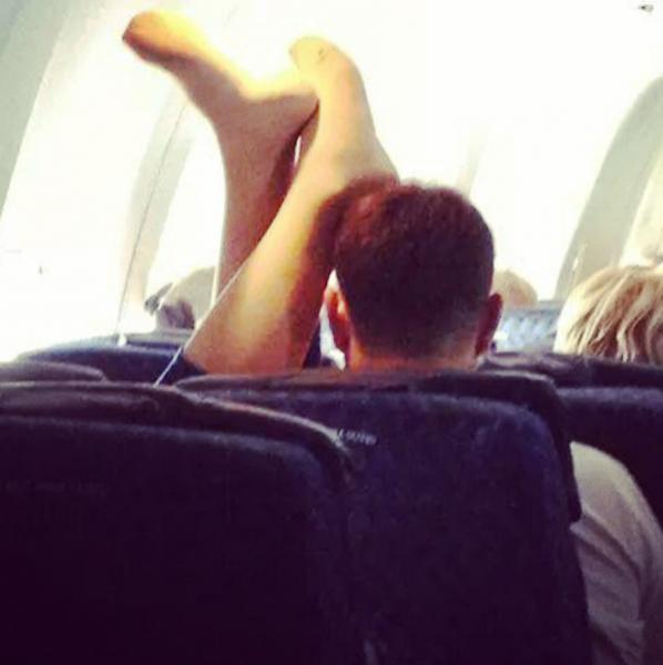 GALERIE - Top 10 nejpodivnějších fotek z letadla!