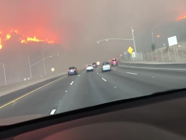 Jako cesta do pekla (Kalifornie)