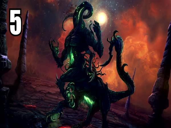 TOP 5 děsivých stvoření H. P. Lovecrafta