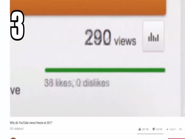 TOP 5 – Tajné funkce Youtube