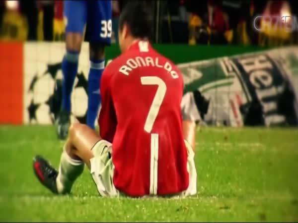 Cristiano Ronaldo: Miliardář z chatrče