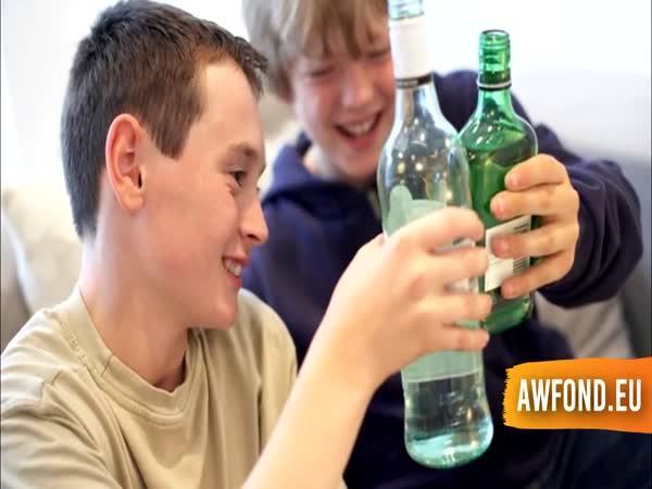 TOP 5 – Děsivá fakta o alkoholu