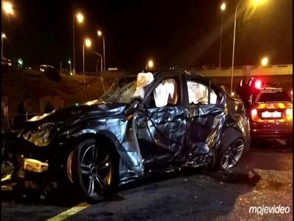 Fail - Nehoda ve velké rychlosti