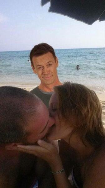 GALERIE – Pár chtěl romantickou fotku