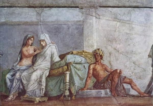 GALERIE - Život ze starověku