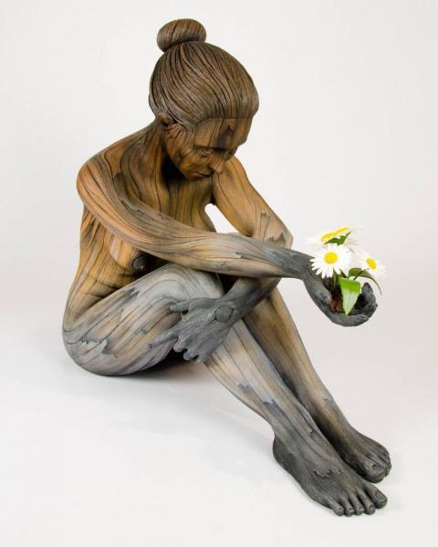 GALERIE – Realistické dřevěné sochy