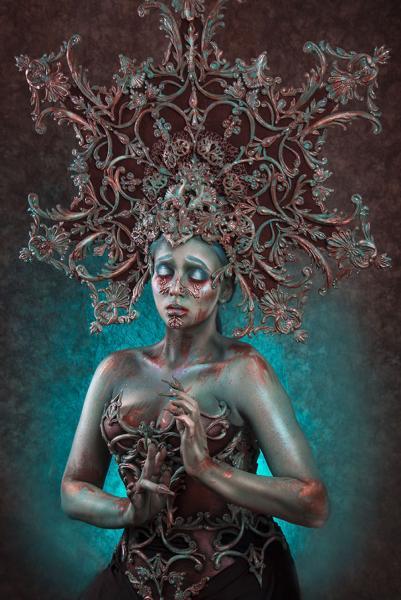 GALERIE – Tahle žena dělá z líčení umění