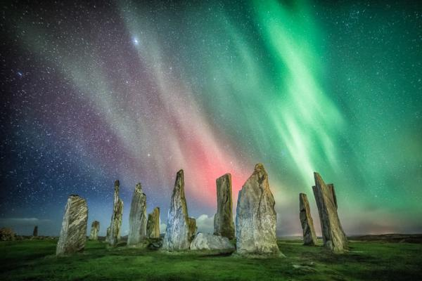 GALERIE - Noční obloha jako nejkrásnější plátno!