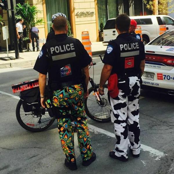 GALERIE – Policisté, jak je neznáte!